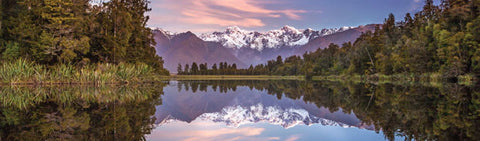 BM1029 - Sisson Bookmark - Lake Matheson