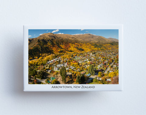 FM0010 - Post Art Magnet - Arrowtown