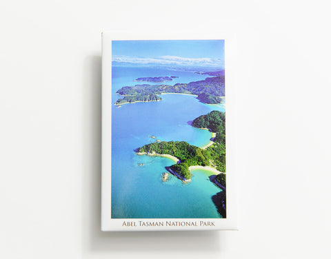 FM0062 - Post Art Magnet - Abel Tasman National Park