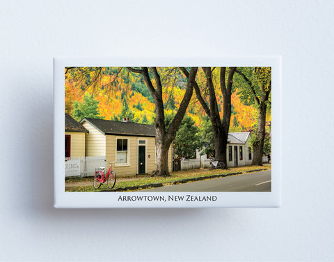 FM0088 - Post Art Magnet - Arrowtown