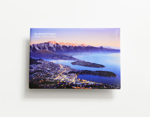 MTS1022 - Sisson Magnet - Queenstown Sunset (Winter)