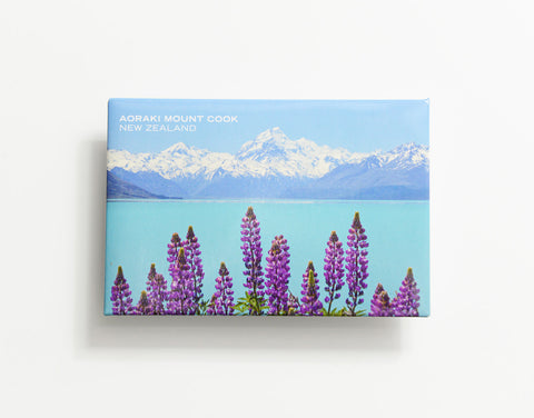 MTS1030 - Sisson Magnet - Mt Cook (Lupins)
