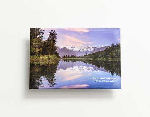 MTS1032 - Sisson Magnet - Lake Matheson