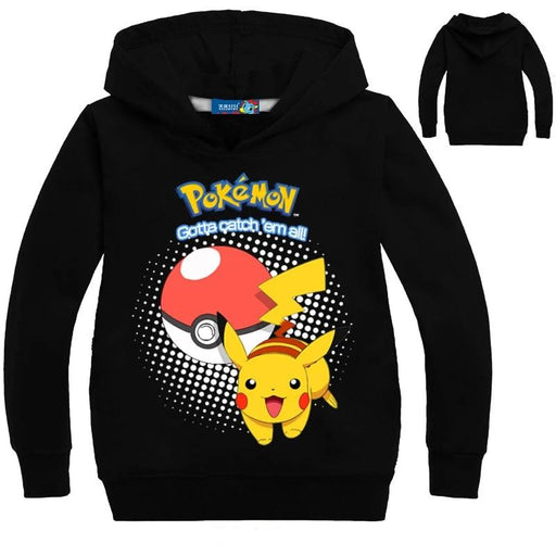 Cartoon Cotton Long Sleeved Sweatshirt - IVEgoods
