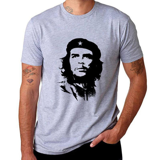 Che Guevara Printed 100% Cotton T-Shirts - IVEgoods