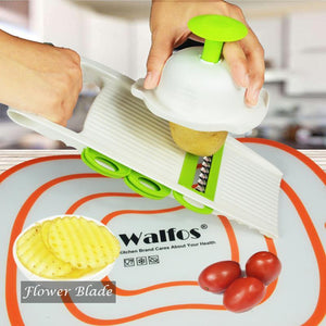 5-Blades Vegetable Slicer