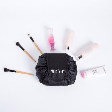 Drawstring Travel Cosmetic Bag - 60% OFF