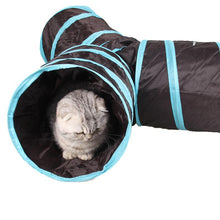 Foldable Cat Tunnel Playground