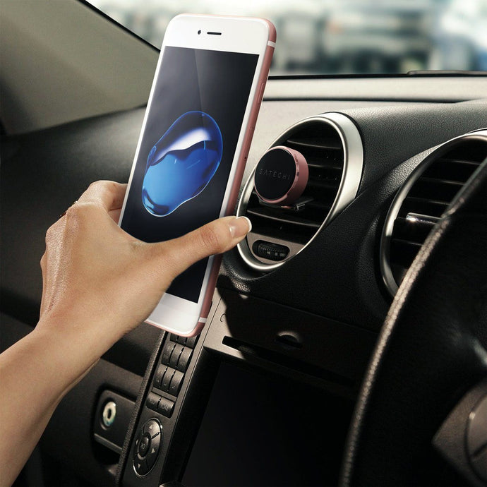 Magnetic Mobile Phone Holder For Cars