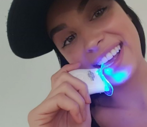 White Light LED Teeth Whitening Kit