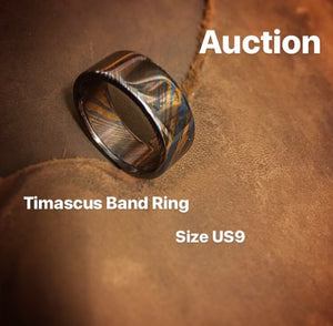 3/30/2018 Timascus Band Ring Size Us9