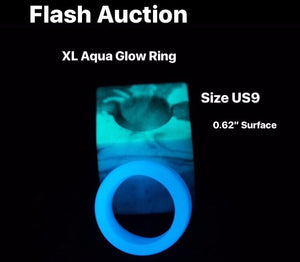 29/10/2017 Auction XL Aqua Glow Ring