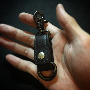 Craftsman Select Original - Leather Keychain (Conceria Spa 800)