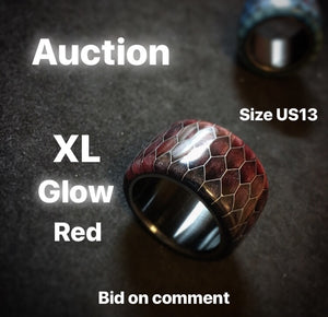 Auction 25/5/2018 HoneyComb XL Glow