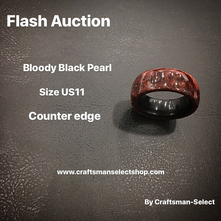 11/11/2017 2nd Auction Bloody Black Pearl