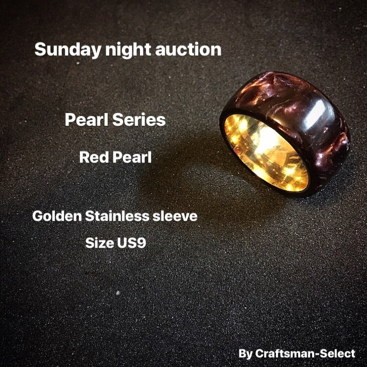 12/11/2017 Auction Pearl Series- Red Pearl