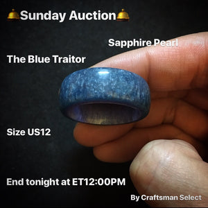 Auction 12/10/2017 Craftsman Select Original - The Blue Traitor