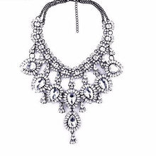 Luxury crystal rhinestone chokers