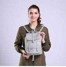 Casual vintage backpack