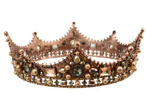 Luxury vintage party crowns
