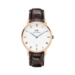 Daniel Wellington Dapper York Rose gold Watch