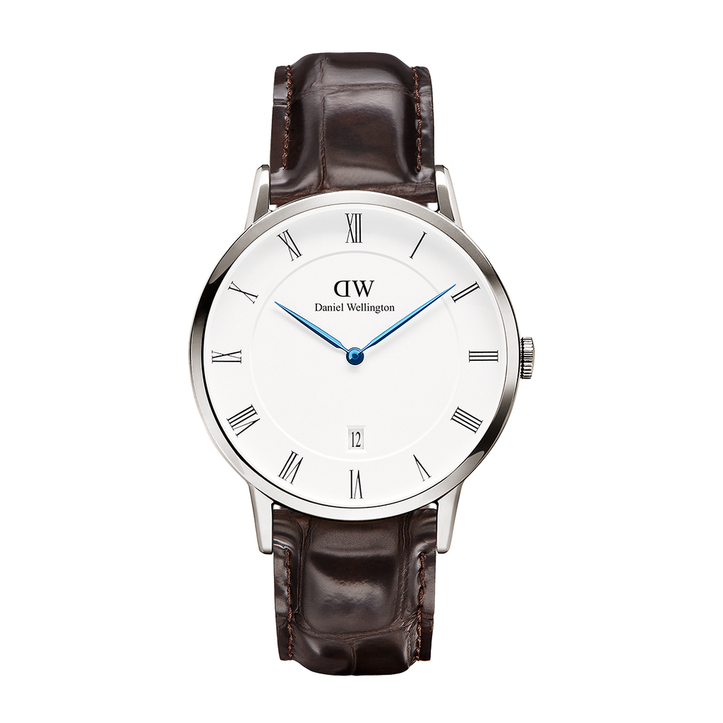 Daniel Wellington Dapper York Silver Watch