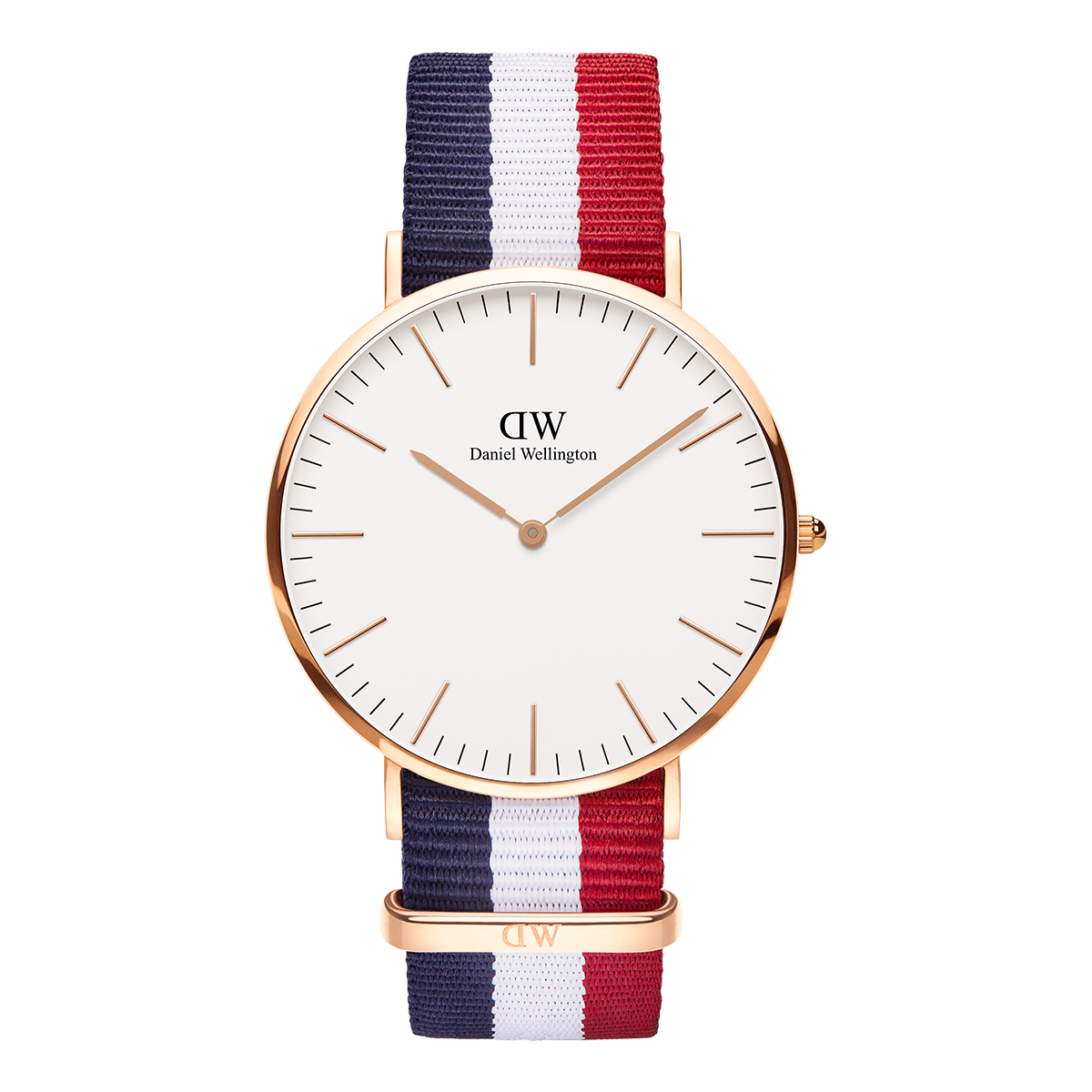 Daniel Wellington Classic Cambridge Rose gold Watch