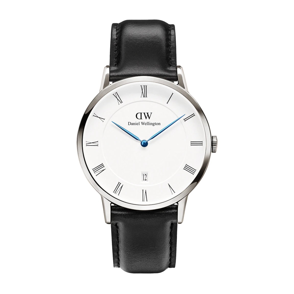 Daniel Wellington Dapper Sheffield Silver Watch