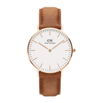 Daniel Wellington Classic Durham Rose gold Watch