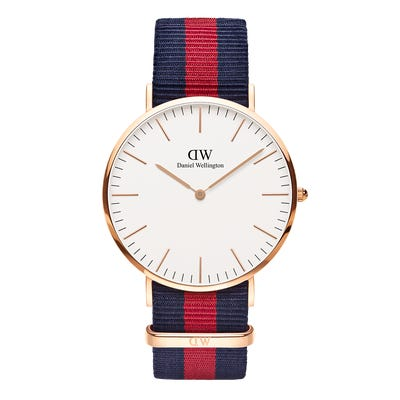 Daniel Wellington Classic Oxford Rose gold Watch