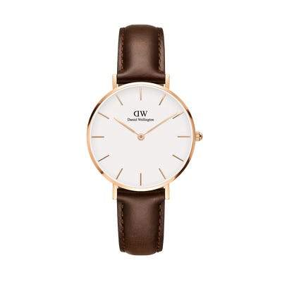 Daniel Wellington Classic Petite Bristol Rose gold Watch