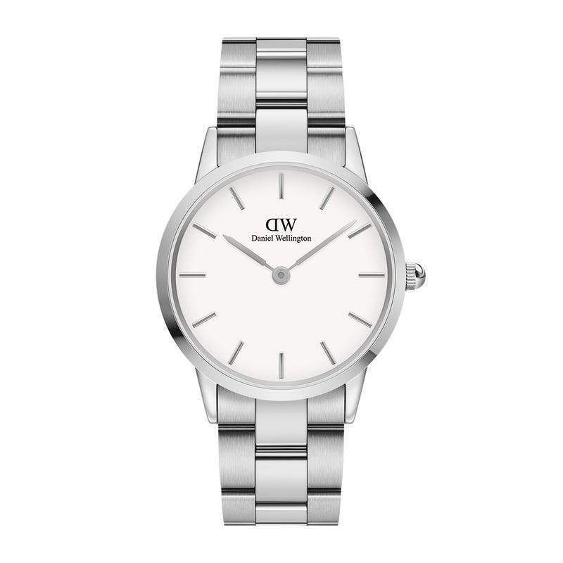 Daniel Wellington Iconic Link Silver Watch
