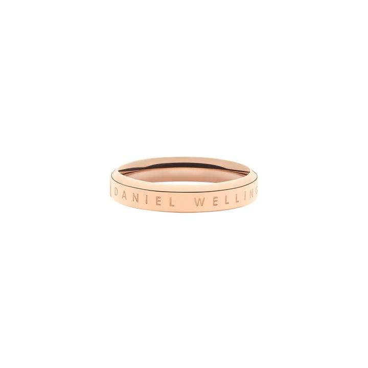 Daniel Wellingtong Classic Ring in Rosegold