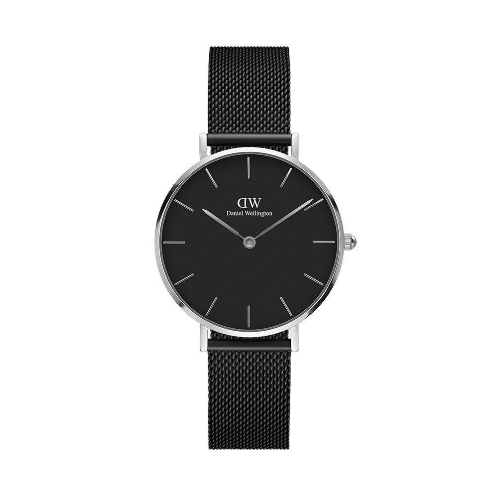 Daniel Wellington Classic Petite Ashfield Silver watch