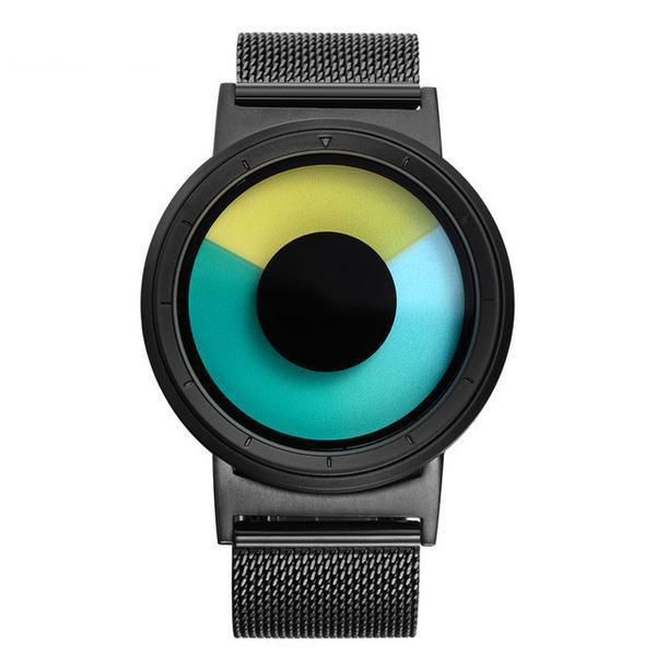 IBSO - Colour Coded Sports Watch - Waterproof Watches - BKR Design
