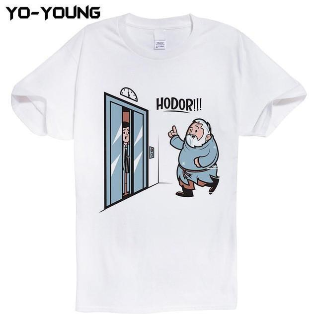 HOLD THE DOOR HOLDOR HODOR T Shirt