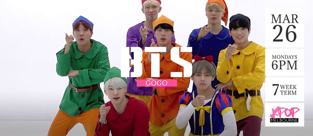 Gogo by BTS - Term 3 2018 - 7 Week Term Enrolment
