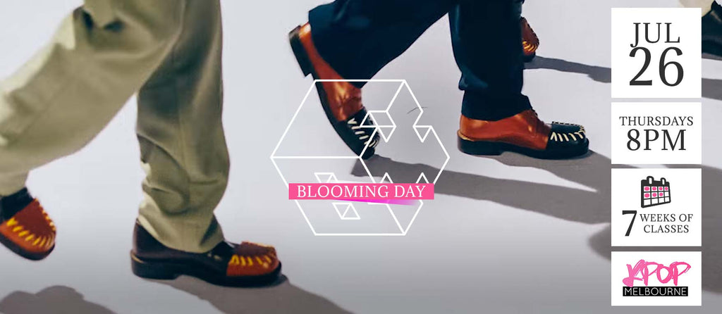 Blooming Day by EXO-CBX Kpop Classes (Thursdays) - 7 Weeks Enrolment (Term 8 2018)