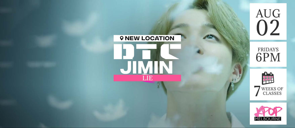 Lie by Jimin (BTS) KPop Classes (Fridays 6pm) Term 9 2019 - 7 Weeks Enrolment