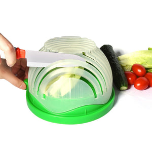 The Perfect Salad - 60 Second Salad Maker