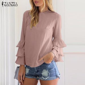 Autumn Long Sleeve Blouse