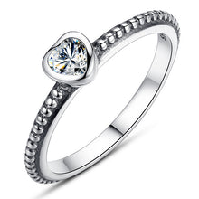 Promise of the Heart | Sterling Silver Promise Ring