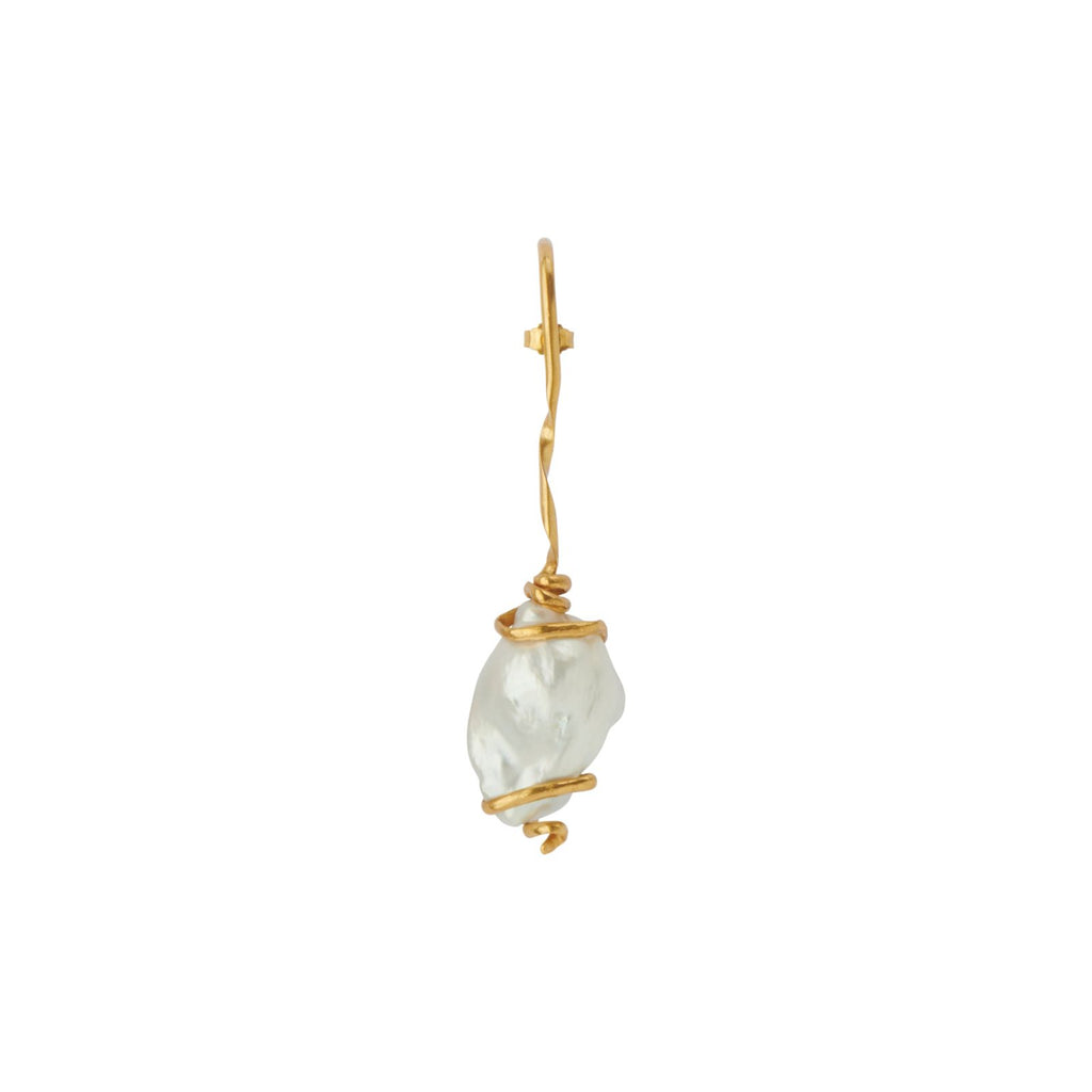 Caterina Earpiece Gold