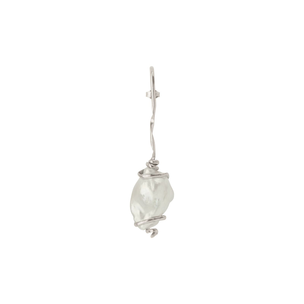 Caterina Earpiece Silver