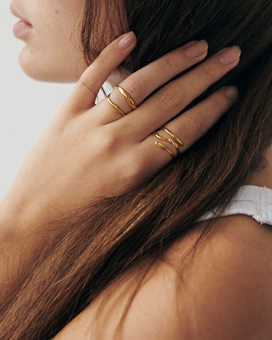 Misty Ring Gold