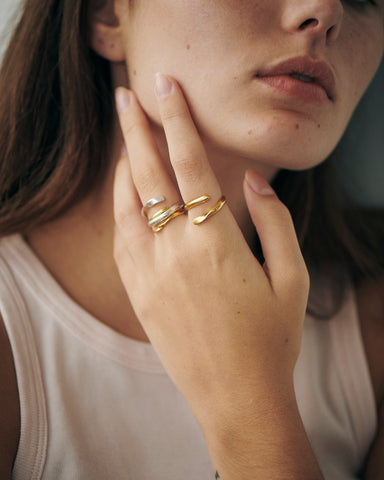 Margot Ring Gold