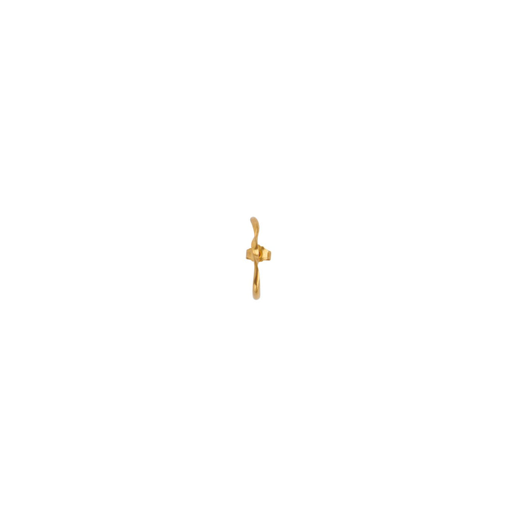 Natalia Earpiece Gold