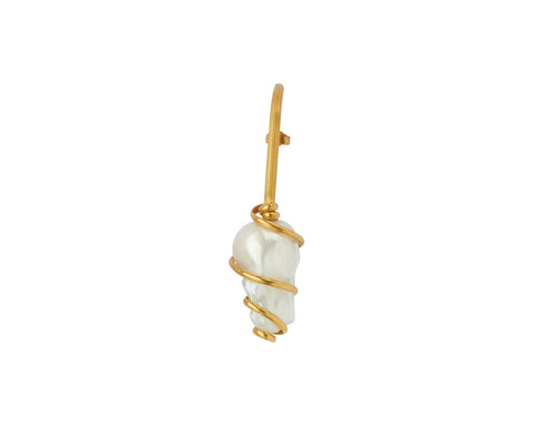 Yvette Earpiece Gold
