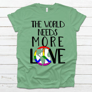 S - The World Needs More Love - Leaf