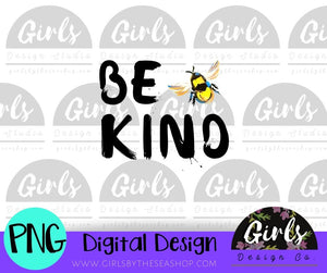 Be Kind DIGITAL FILE-desser, Digital, Digital Design, Digital File, PNG, springdesign, Sublimation, SVG, Transfer-Shop-Wholesale-Womens-Boutique-Custom-Graphic-Tees-Branding-Gifts